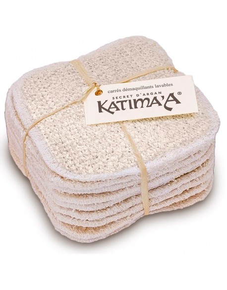 KATIMA'A BAMBOO CLEANSING WIPES (7p)